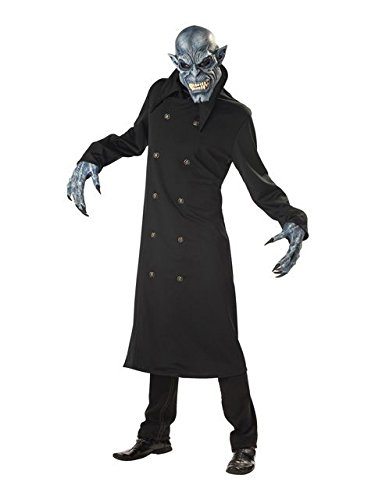 Night Fiend Mask (Night Fiend Adult Costume - Medium)