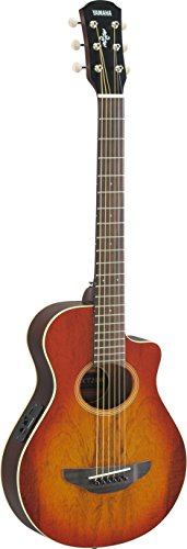 Yamaha APXT2EW 3/4-Size Acoustic-Electric Guitar with Gig...