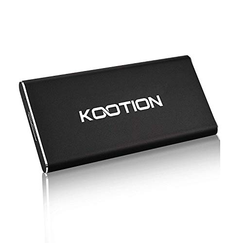 KOOTION 60GB Portable External SSD USB 3.0 High Speed Read & Write up to 400MB/s&300MB/s External Storage Ultra-Slim Solid State Drive for PC, Desktop, Laptop, MacBook by KOOTION (Image #8)
