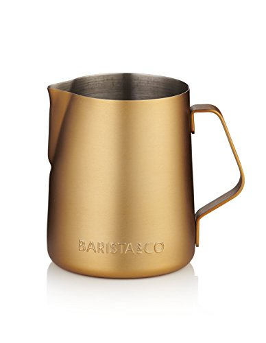 Barista & Co Milk Jug, Midnight Gold by Barista (Image #1)