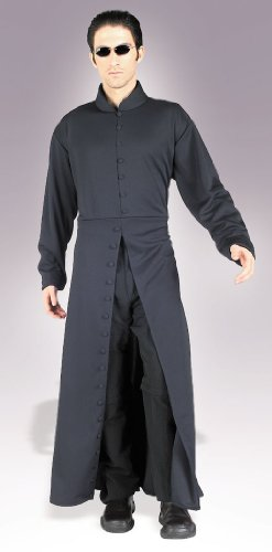 Deluxe Neo Costumes (Matrix Neo Men's Costume)