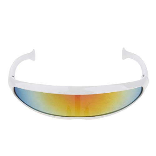 Eyeglasses Prettyia étroit Femme Arc Style Lunettes Homme Couleur Unisexe ciel Nouveaux Fantaisie 01 P et Adultes en pour q0dPAq