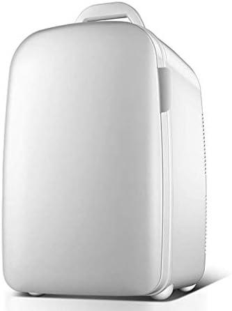 ミニ冷蔵庫28 Lデュアルコアミュートリーファークーラーボックス(ホームオフィスおよび車の使用)AC冷凍冷蔵庫ウェイポータブル