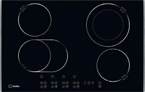grand choix de 5ffa2 e415c Scholtes TIP 844 DOL Plaque de Cuisson Induction Intégrable ...