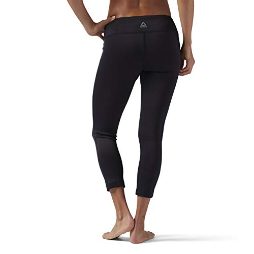 Amazon.com : Reebok Work Out Ready 7/8 Tight : Sports & Outdoors
