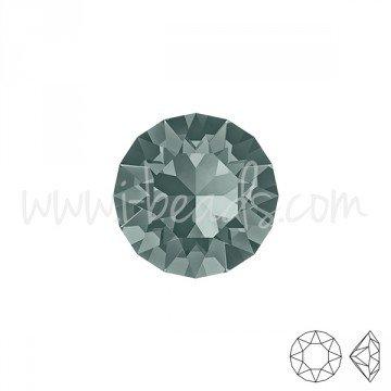 I-Beads cristallo Swarovski 1088xirius Gattino Black Diamond 8mm-ss39(3)