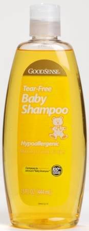 Baby Sense Good Shampoo - GoodSense Baby Shampoo 15 oz
