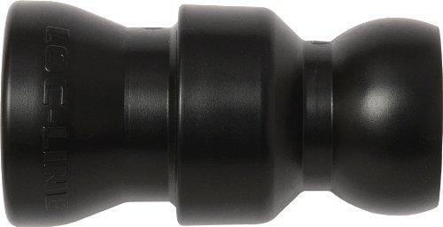 Lockwood Loc-Line Coolant Hose Component, Black Acetal Co...