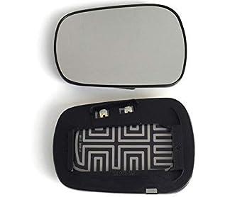 Spiegel Spiegelglas links beheizbar f/ür Aussenspiegel elektrisch und manuell verstellbar geeignet