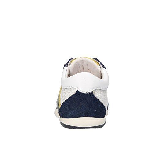 BALDUCCI , Baskets pour garçon blanc blanc/bleu