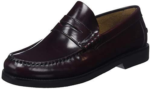 Man Burdeos Stamford loafer Red Fluchos Burdeos Loafers florentick 4InqO