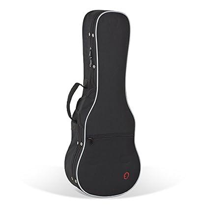 Amazon.com: ESTUCHE STYROFOAM UKELELE SOPRANO RB650 externas 59x24x18x11,5cm - internas 55,5x18x14,5x7cm.: Musical Instruments