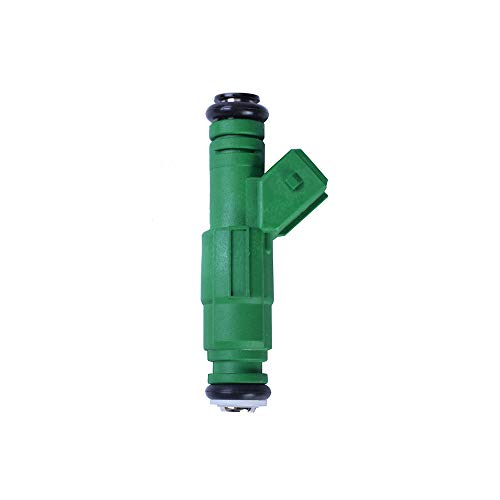HERCHR Racing Fuel Injector High Impedance Fuel Spray Nozzle, 42lb 12Ohms 440 cc, -