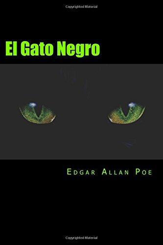 El Gato Negro  [Allan Poe, Edgar] (Tapa Blanda)