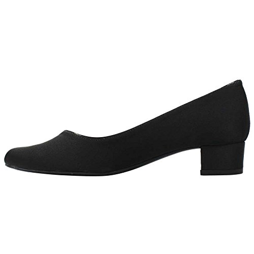 J.renee Womens Bambalina Pump Black