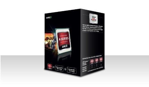 [해외]AMD A6-5400K APU 3.6Ghz 듀얼 코어 프로세서 AD540KOKHJBOX/AMD A6-5400K APU 3.6Ghz Dual-Core Processor AD540KOKHJBOX