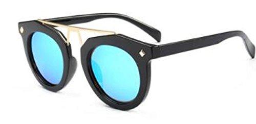 De De Las Señoras Moda Blue Gafas De Sol Sol Polarizadas La La Polarizadas Moda De De Gafas Sol Color Retro Película De Gafas Blue De De dqOaq4