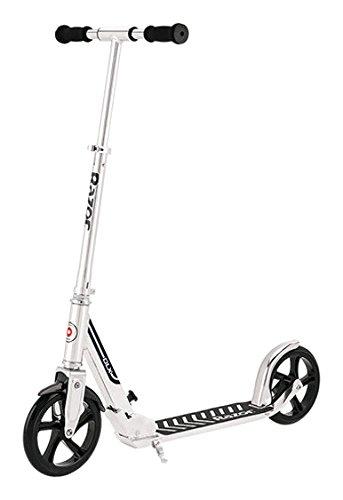 Razor 13013211 A5 DLX Scooter, Silver