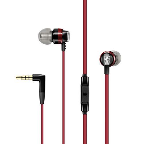 Sennheiser CX 300S In Ear Headphone with One-Button Smart Remote - Red (Best Sennheiser Earbuds Under 100)