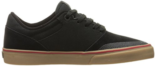 Etnies Low Vulc Black Gum Top Grey Herren Marana Black 1qwSaRC1