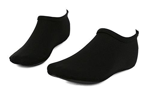 Surf Freely Shoes Barefoot Yoga Socks Swim Water Aqua for Black Exercise Skin Beach HqHArzxTw