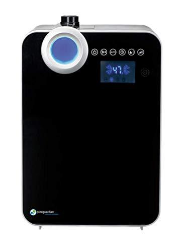 PureGuardian 120-Hour Elite Ultrasonic Warm and Cool Mist Humidifier with Digital Smart Mist Sensor, 2 Gallons