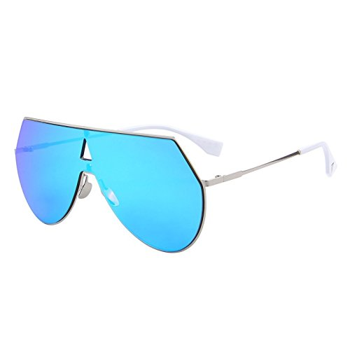Gran bastidor Blue C03 hombres Azul de sol Los TIANLIANG04 C03 gafas mujeres integrado ZWSz17nqY