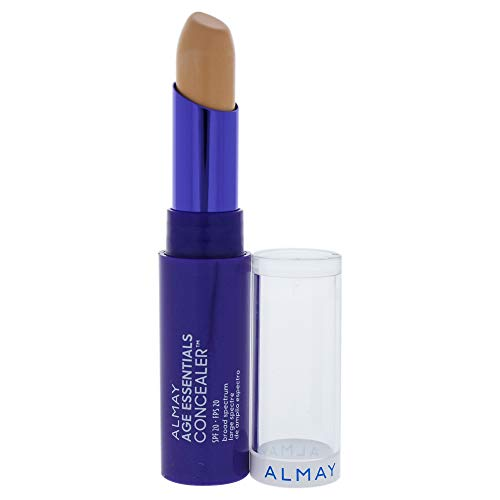 Almay Age Essentials Concealer - 100 Light By Almay for Women - 0.13 Oz Concealer, 0.13 Oz