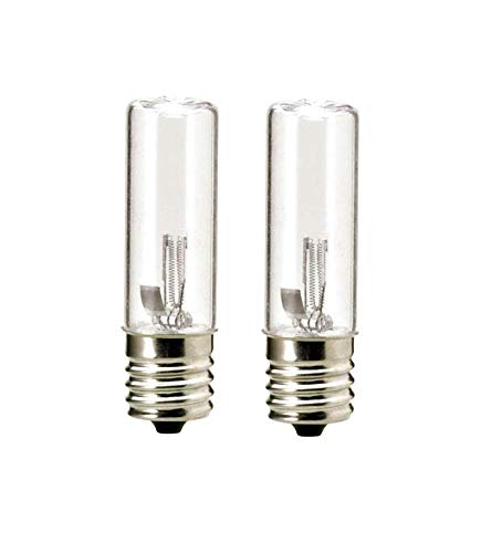 VE SPECIALS UV Replacement Bulbs for LB1000, Germ Guardian Air Sanitizers GG1000, GG1000CA and GGH200 (2 Pieces)