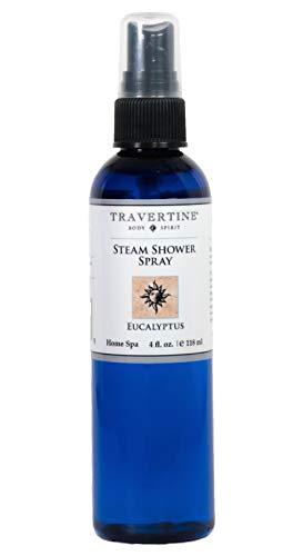 Travertine Spa Steam Shower