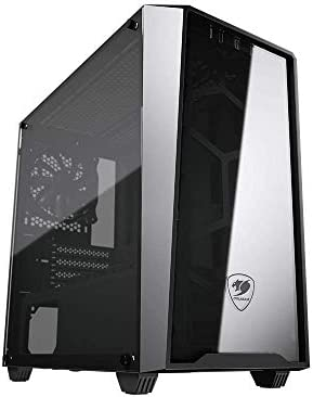 Cougar Caja Micro-ATX/Mini-ITX MG120 G Cristal Templado Negra: Amazon.es: Electrónica