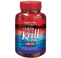 Nature's Plus. Omega Krill Oil - 60 - Cap (6 Pack) by Nature's Plus.
