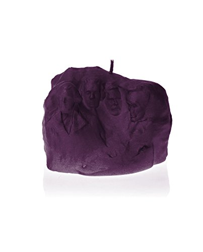 Rushmore Candle-Violet 5903104802776 Candellana Candles Mt