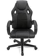 Futurefurniture® Racing stoel bureaustoel gaming stoel managersstoel PU