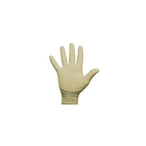 Reflexx R30 Powdered vinyl gloves,