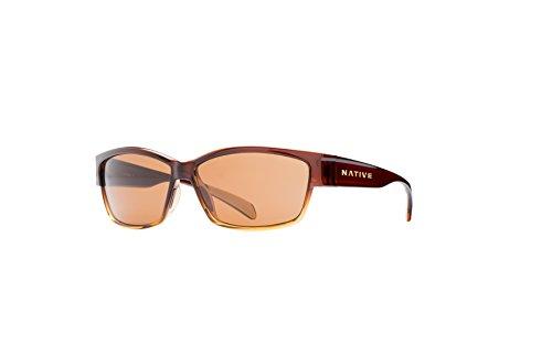 Native Eyewear Toolah Polarized Sunglasses, Pale Ale - Ale Sunglasses