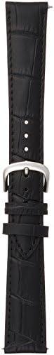 [エンパイア]EMPIRE 時計 ベルト BRUNA 12mm ブラック BRUNA-SS-12-BK