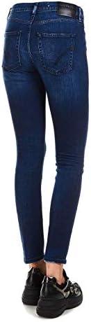 DONDUP Luxury Fashion Femme DP450DS0265W43800 Bleu Élasthanne Jeans | Automne-Hiver 19