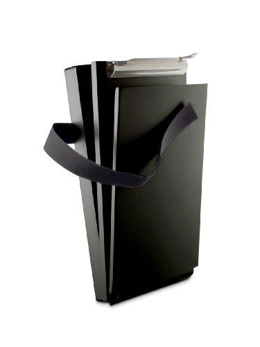 saunders-black-recycled-aluminum-citation-holder-ii-form-holder-clipboard-12206