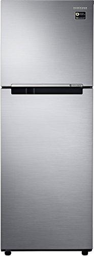 Samsung 253 L 2 Star Frost Free Double Door Refrigerator(RT28M3022S8, Elegant Inox, Inverter...