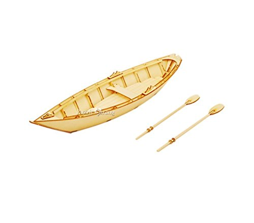 Wooden Boat Kit - 7