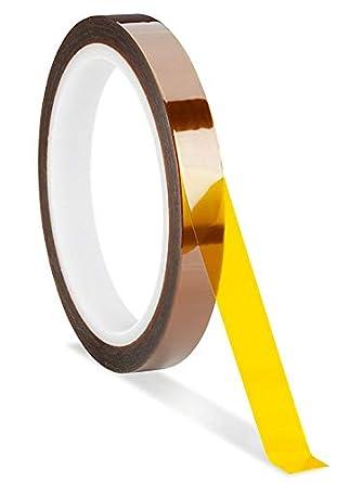 30M Foil Insulation Tape Self Adhesive Sublimation Kapton Film Heat Resistant