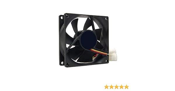 Enermax T.B.Silence ADV Carcasa del Ordenador Ventilador Ventilador de PC Carcasa del Ordenador, Ventilador, 14 cm, 300 RPM, 1200 RPM, 7 dB