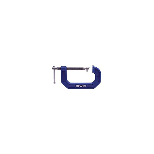IRWIN INDUSTRIAL 2025101 C-CLAMP 1-1/2 X 1-1/2IN Pack of 5