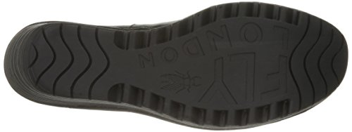 Fly LondonYalu Mousse/Cupido - Zapatos de vestir mujer negro - Black/Black
