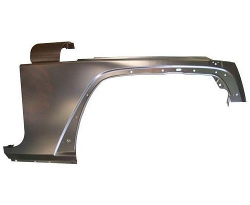 OE Replacement Jeep Wrangler//Sahara Front Passenger Side Fender Assembly Partslink Number CH1241257