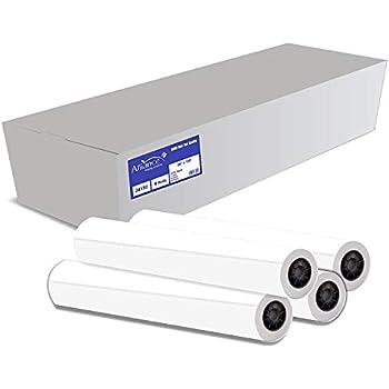Amazon com : Alliance CAD Paper Rolls, 24