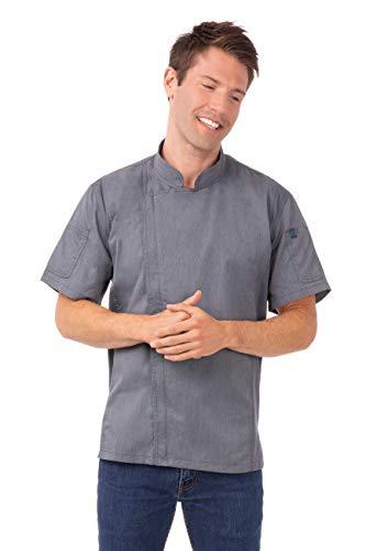 Chef Works Men's Springfield Chef Coat