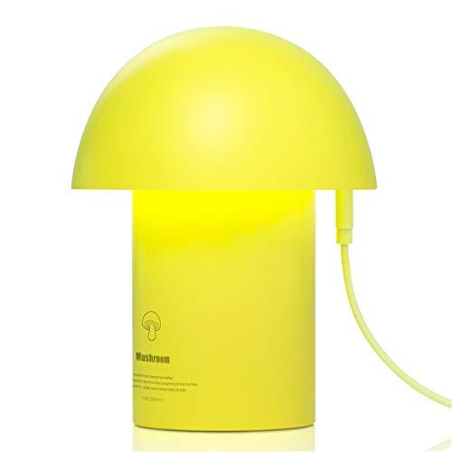 night light air humidifier usb charging kids