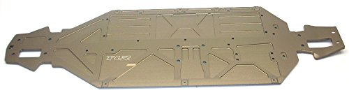 Team Losi TLR 1:8 4WD 8IGHT-T E 3.0 Truggy TLR241010 Chassis Plate TLE (Chassis Team Losi Plate)